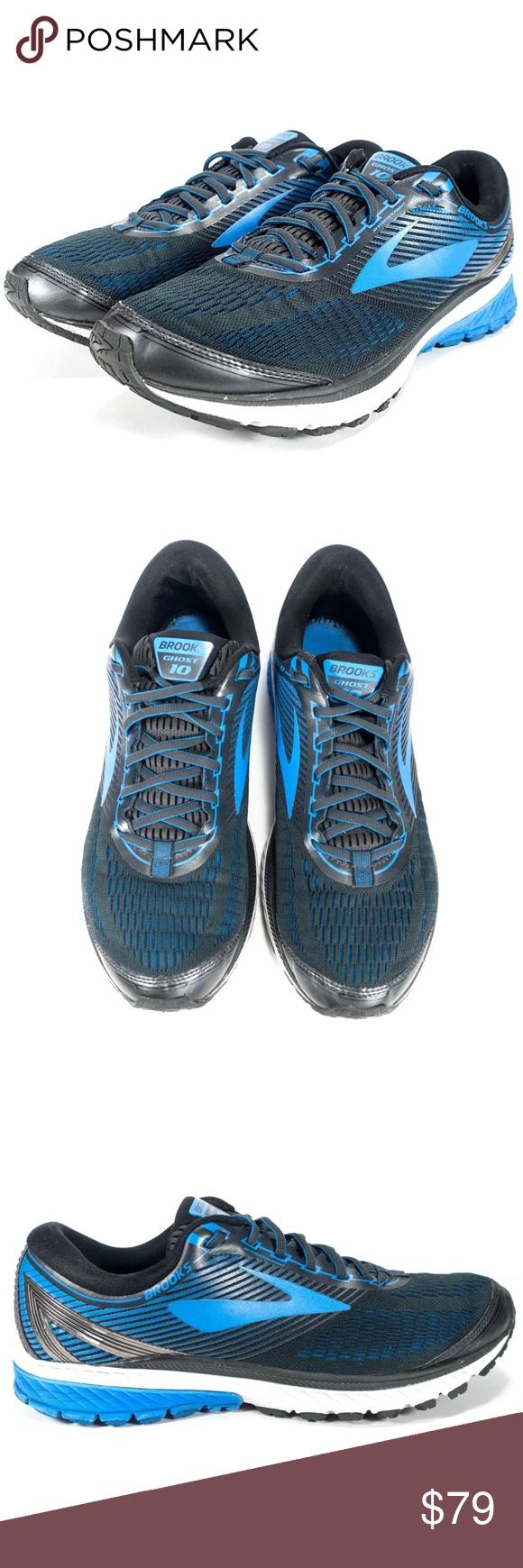 ec15eb050202a Brooks Ghost 10 Running Shoes Mens Sz 12 No Insole Brooks Ghost 10 Running  Shoes -