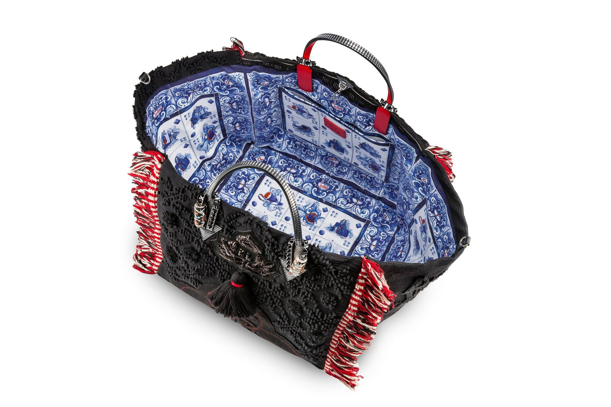 86b1a79660c Christian Louboutin presenta la borsa charity Portugaba #Comment #en ...