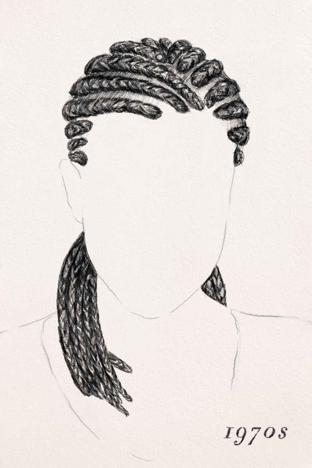 How To Draw Cornrows : cornrows, Wild,, Amazing,, History, Braids, Braids,, Hair,, Black, Magic
