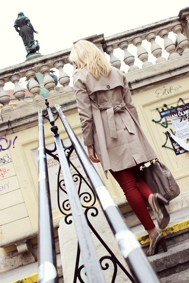 Trens: HM / Jeans: Zara / Shoes: Stylesnob / Bag: Marc Jacobs