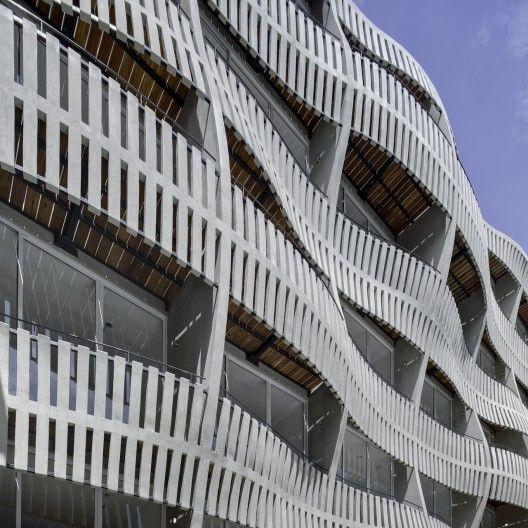 Kiral Apartments / Arqmov Workshop | Plataforma Arquitectura - via