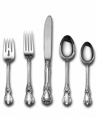 Towle Old Master Sterling Silver Flatware Collection Flatware