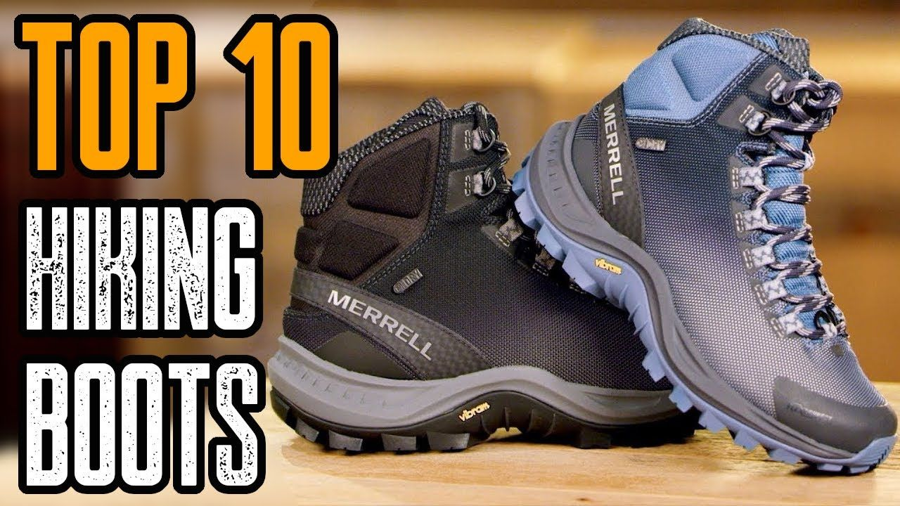 TOP 10 Best Hiking Shoes & Boots 2020 (Merrell Shoes) in