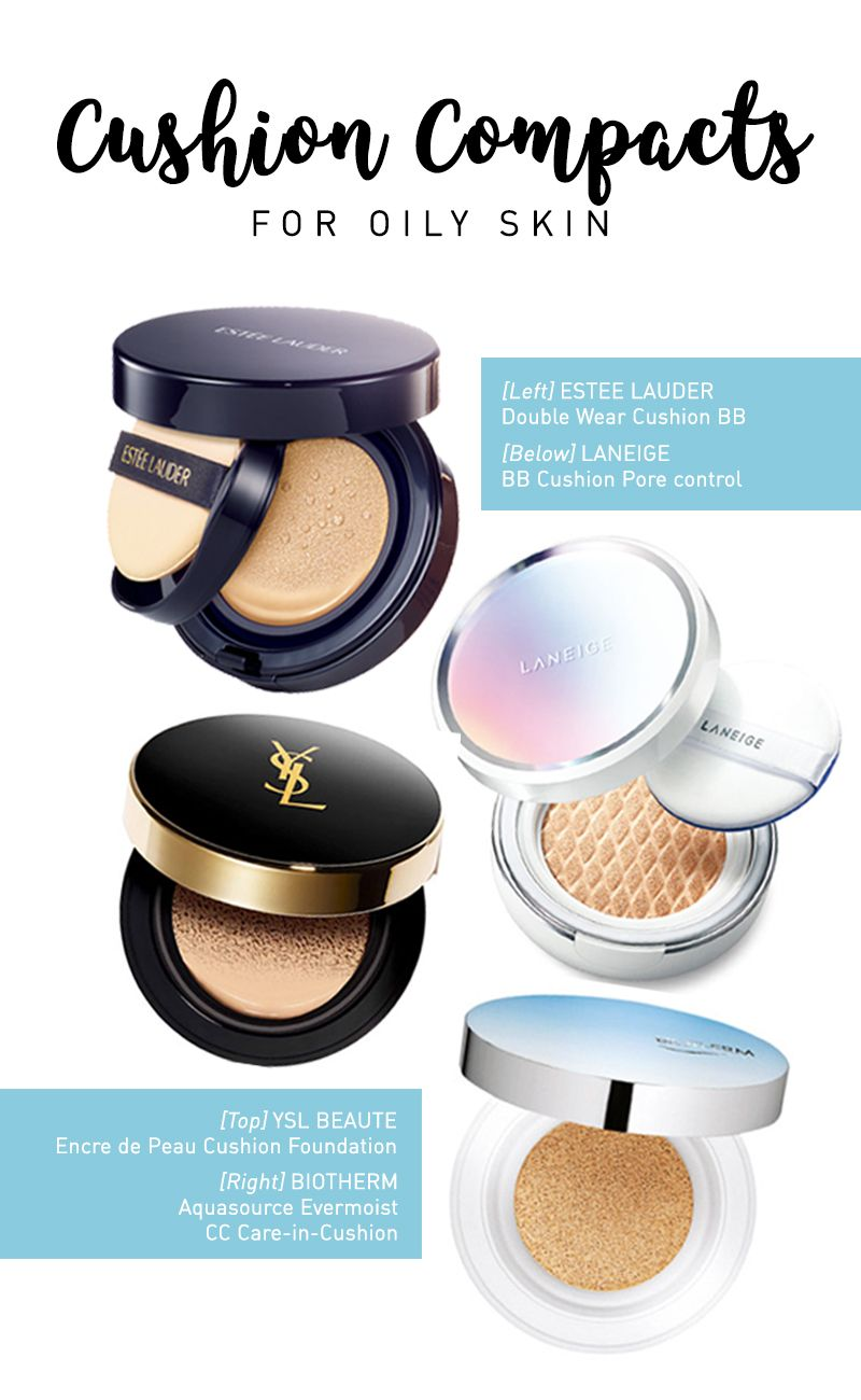There S Such Thing As Too Dewy Here Are Some Cushion Compacts With