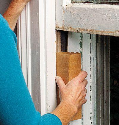 Finishing Up Unstick A Window Myhomeideas Com Diy Home Repair Home Repair Home Repairs