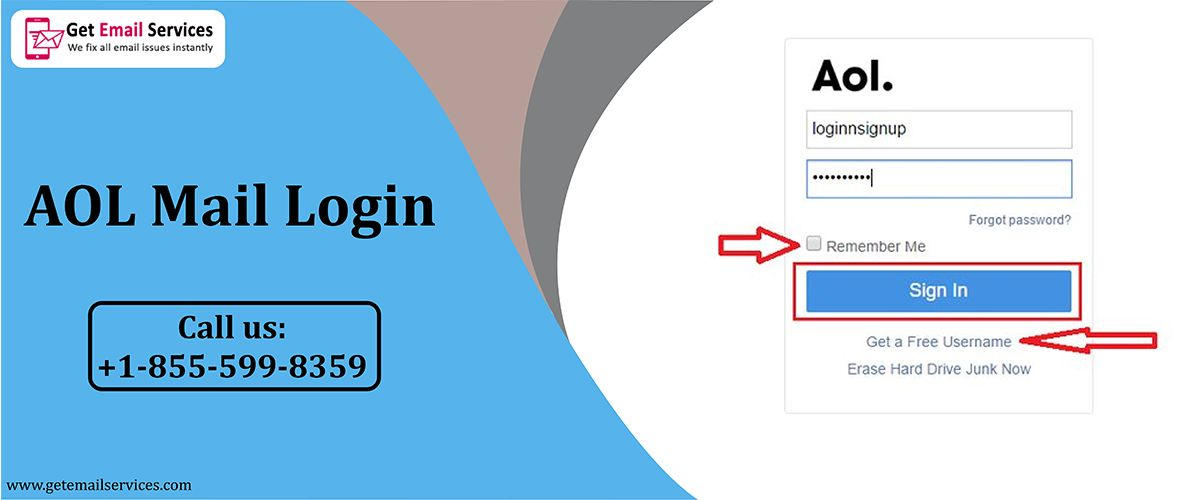 Guide To Fix Aol Login Aol Mail Login Issues In 2020 With Images