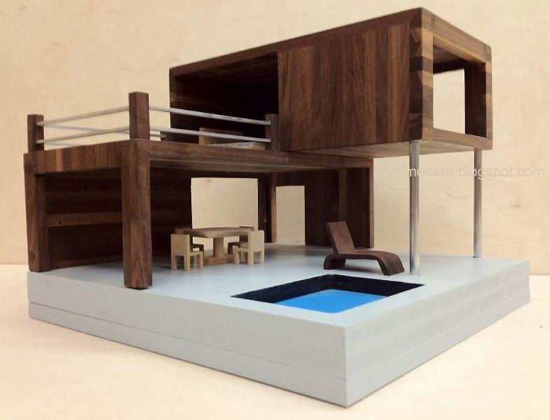 Related image casas planos en 2019 pinterest casas for Mini casa minimalista