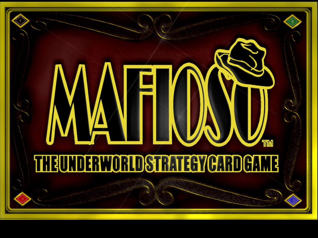 Mafioso The Underworld Strategy Card Game (With images