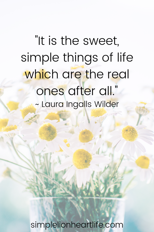 25 Simple Living Quotes to Inspire you to Declutter & Simplify your Life
