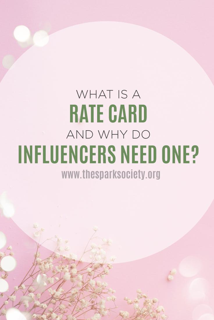 3 Essential Elements Of Your Influencer Portfolio Blogger Media Kit Influencer Personal Marketing