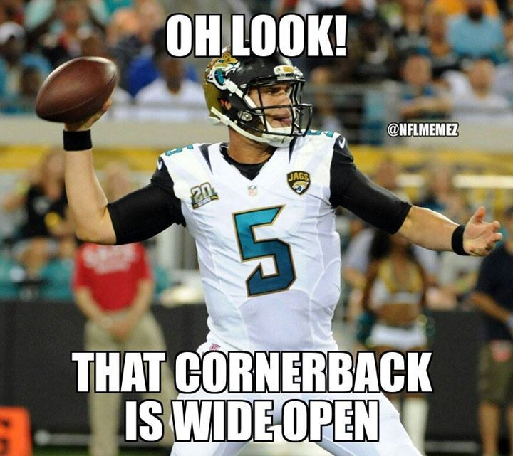 Image result for blake bortles meme