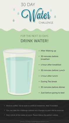 30 Day Water Challenge   Menopause/Perimenopause   Water