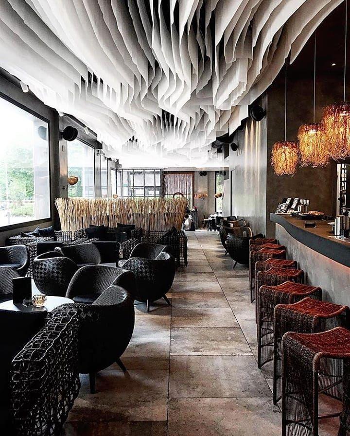 Restaurants Decor En Instagram Today S Feature