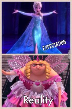 Every time I dress up for a party! - Funny