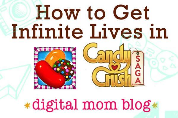 Candy Crush Saga Cheats Get Unlimited Lives Candy Crush Saga