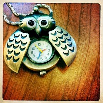 cute pocket watch :)