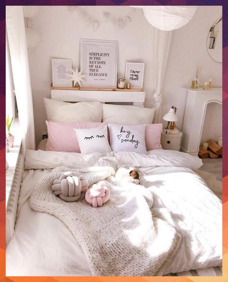 Westwing Deutschland On Instagram Dream Factory Hier Mussen Wirklich Zuckersusse Traume Entstehen Girly Bedroom Pink Bedroom Decor Bedroom Decorating Tips