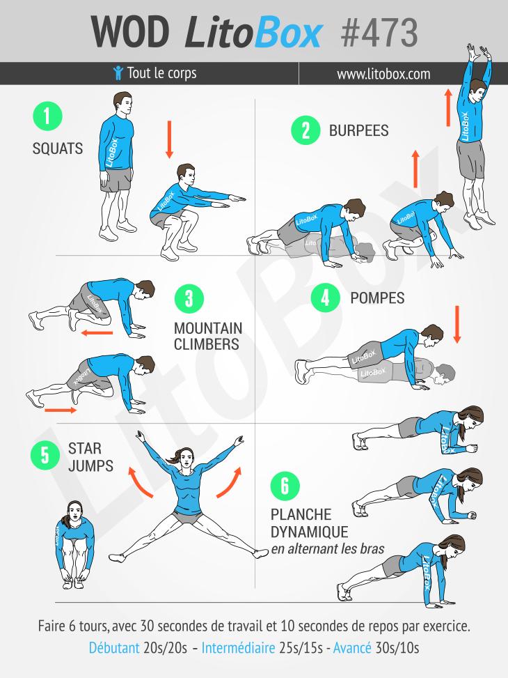 entraînement par intervalles pour la perte de graisse pdf