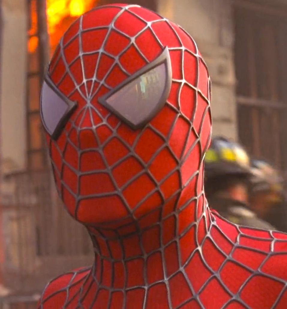 Marvel in film n°6 - 2002 - Spider-Man - Tobey Maguire as ...