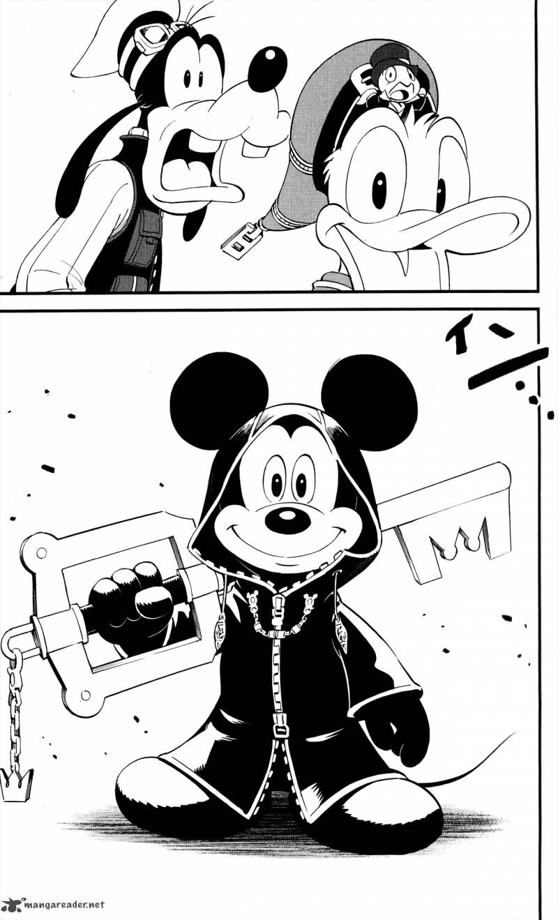 Kingdom Hearts 2 Worlds