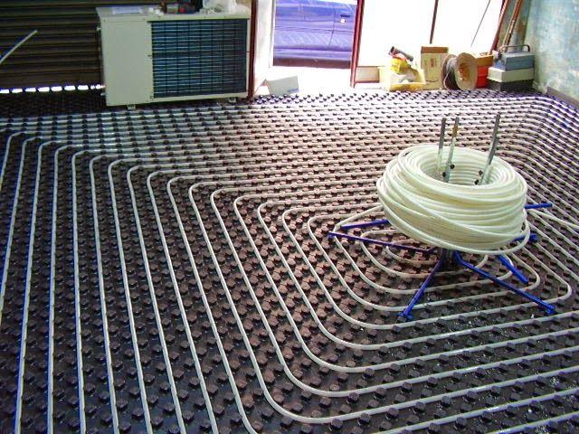 Suelo radiante 1 losa radiante pinterest suelos - Calefaccion suelo radiante problemas ...