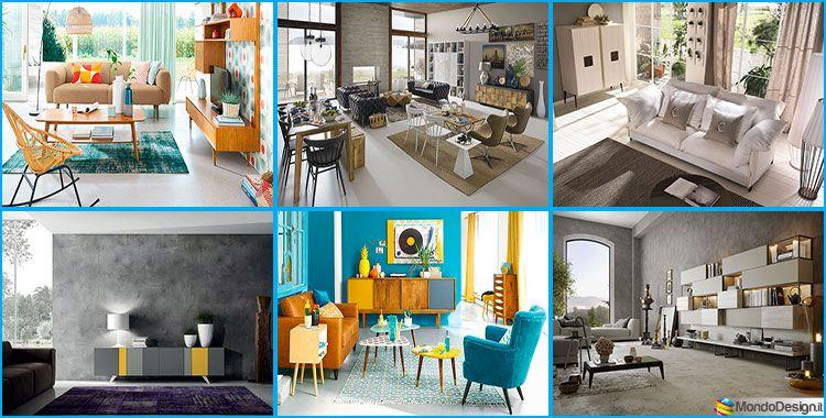 Soggiorno Vintage ~ Idee soggiorno vintage ~ mattsole.com