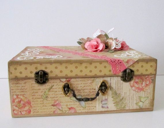 Gift Box  Mother's Day Victorian Style  by BLeavingFootprints, $40.00