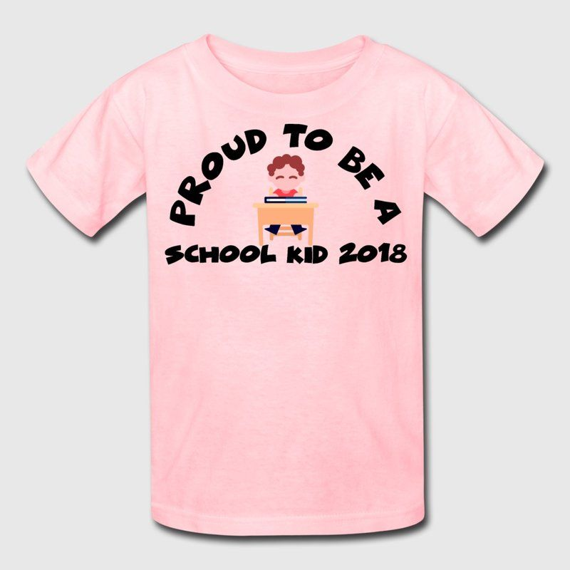 first day of school Kids' T-Shirt | Spreadshirt