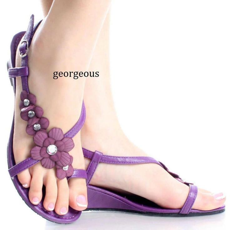 Purple Sandal Google Search Purple Sandals Purple Shoes Cute