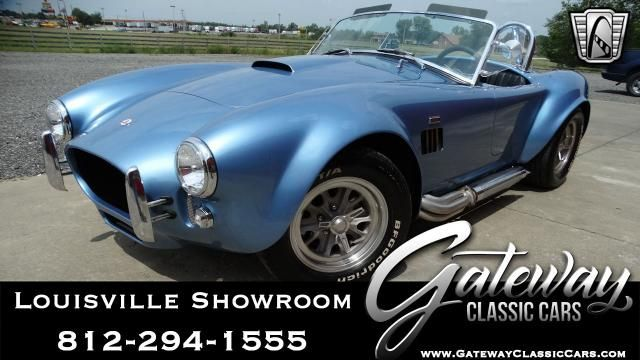 1965 Shelby Cobra Tribute 428 CID V8