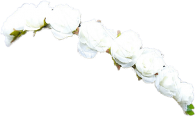 49 Images About اطواق ورد On We Heart It White Flower Crown Png Image With Transparent Background Png Free Png Images White Flower Crown Crown Png White Flowers