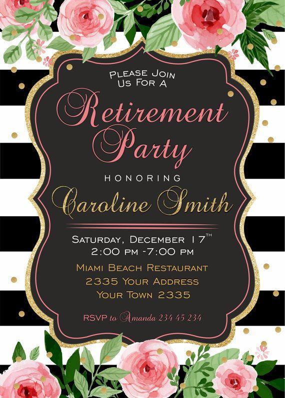 Ruhestand Party Einladungen Pensionierung Einladung Ruhestand