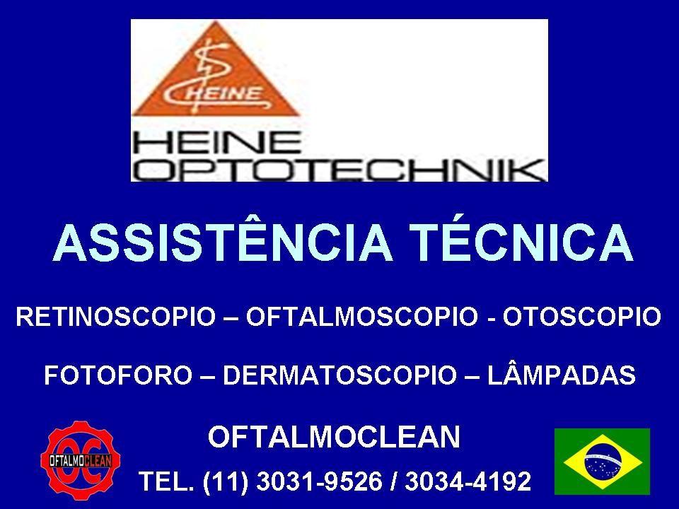Assistencia Tecnica Para Equipamentos Heine Trabalhamos Com Todos Os Equipamentos Heine Retinoscop Assistencia Tecnica Diretas E Indiretas Fazer Um Orcamento