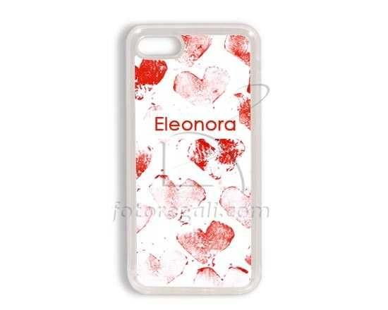 cover iphone 6 con cuori