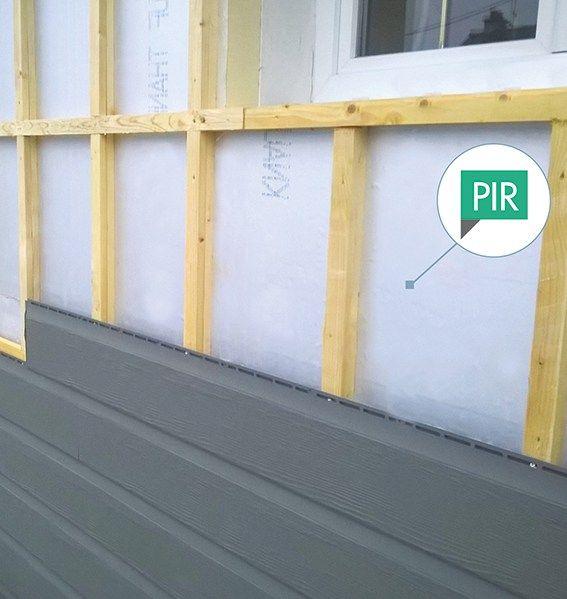 Le Blog du bâtiment Knauf Thane Facade Garage Pinterest Facades - doublage des murs interieurs