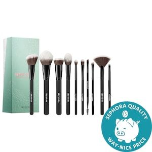 ready to roll brush set  sephora complete makeup