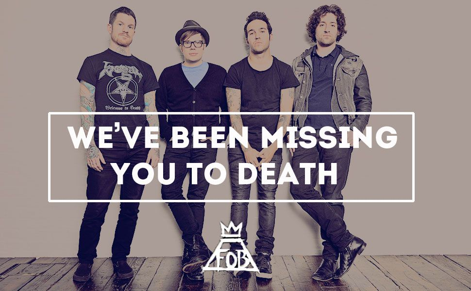 Fall Out Boy Believers Never Die Wallpaper Does Anyone Know Where I Can Find A Desktop Background Of