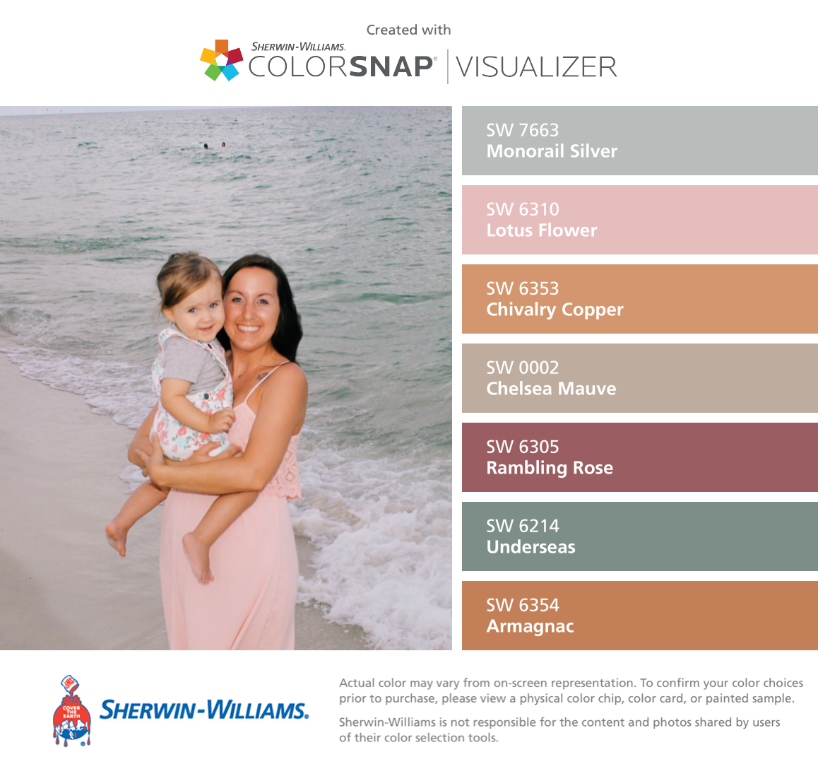 I found these colors with colorsnap visualizer chelsea mauve i found these colors with colorsnap visualizer for iphone by sherwin williams monorail silver sw 7663 lotus flower sw 6310 chivalry copper sw 6353 izmirmasajfo