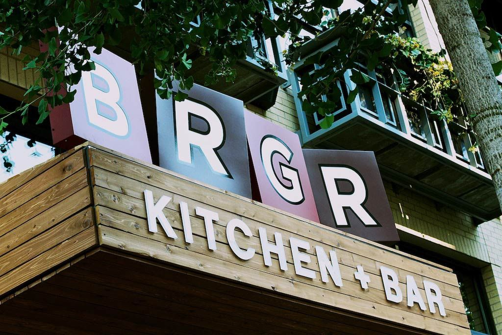 BRGR Kitchen + Bar in the Power & Light District brings a fresh ...