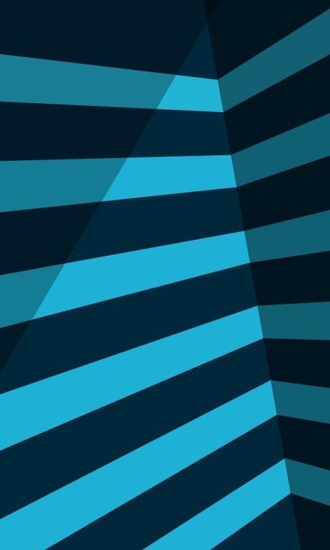 Nokia Blue Seni Desain