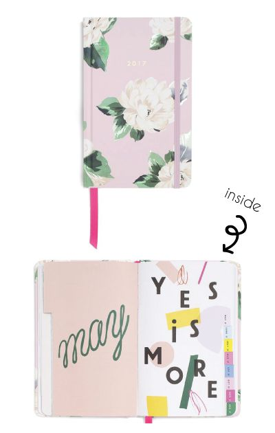 ban do colorful 2017 planner to plan your schedule with style for 17 ...