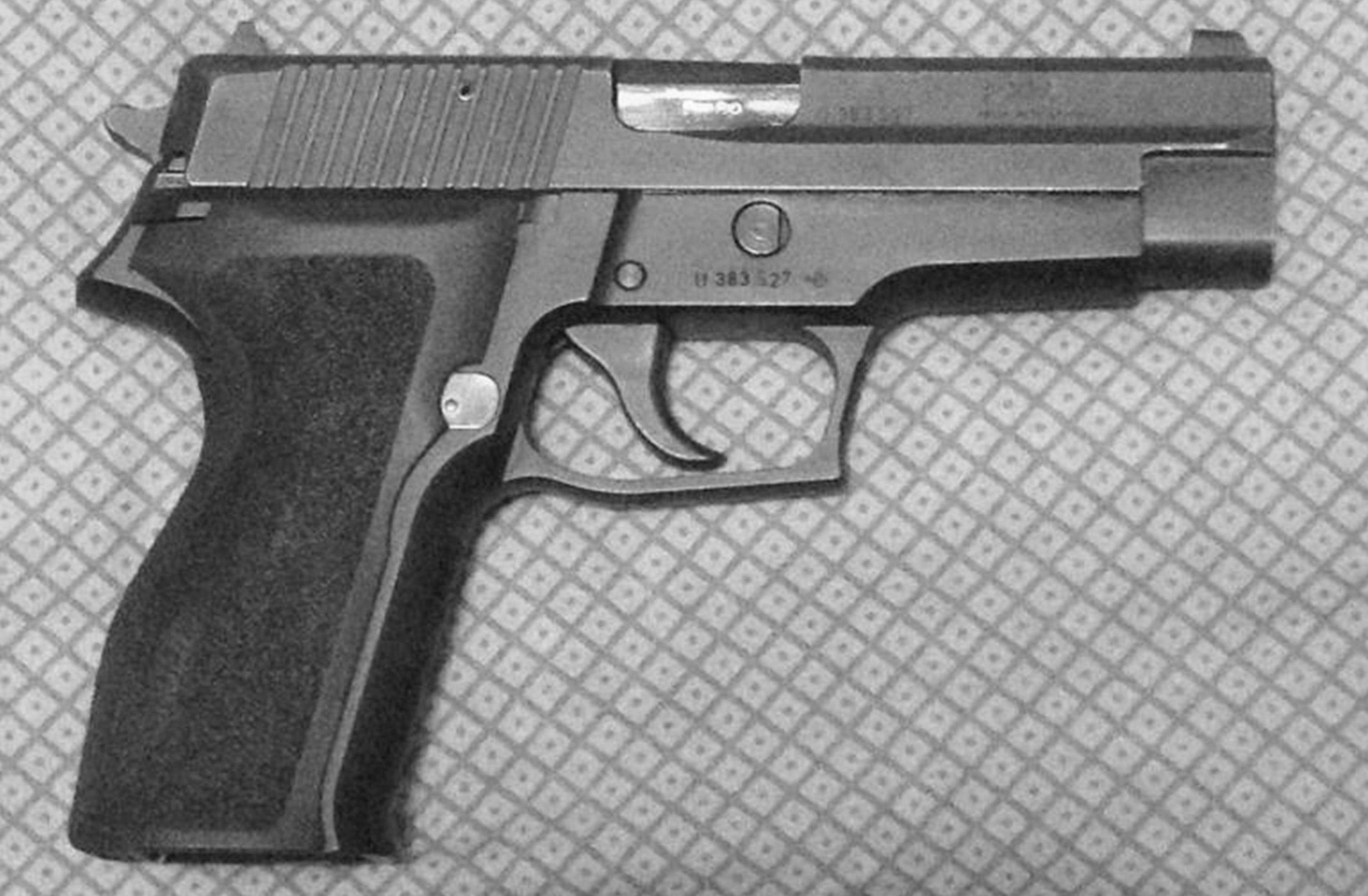 Sig Sauer P226 9mm 15rd West German with E2 Grips | Handguns | Pinterest
