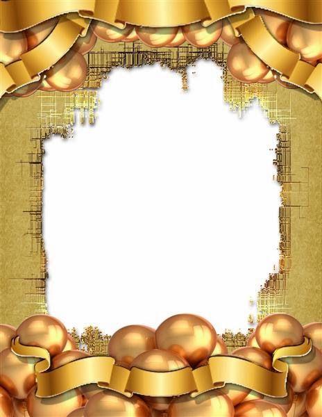 marco color dorado para fotos de cualquier ocasion frames