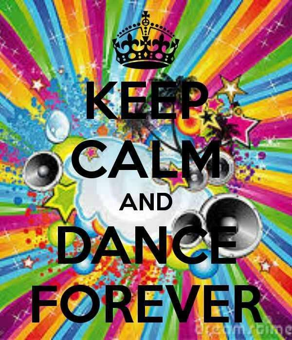 KEEP CALM AND DANCE FOREVER Another Original Poster Design Created With The Keep Calm O Matic Buy This Or Create Your Own