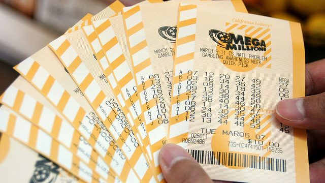 MEGA MILLIONS PENNSYLVANIA 1 million Mega Millions