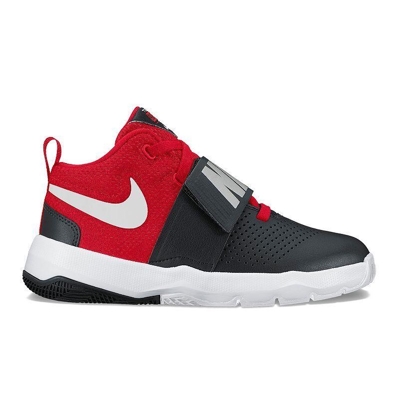 f9e04fc5b Nike Team Hustle D8 Preschool Kids' Sneakers, Kids Unisex, Size: 11.5,  Oxford