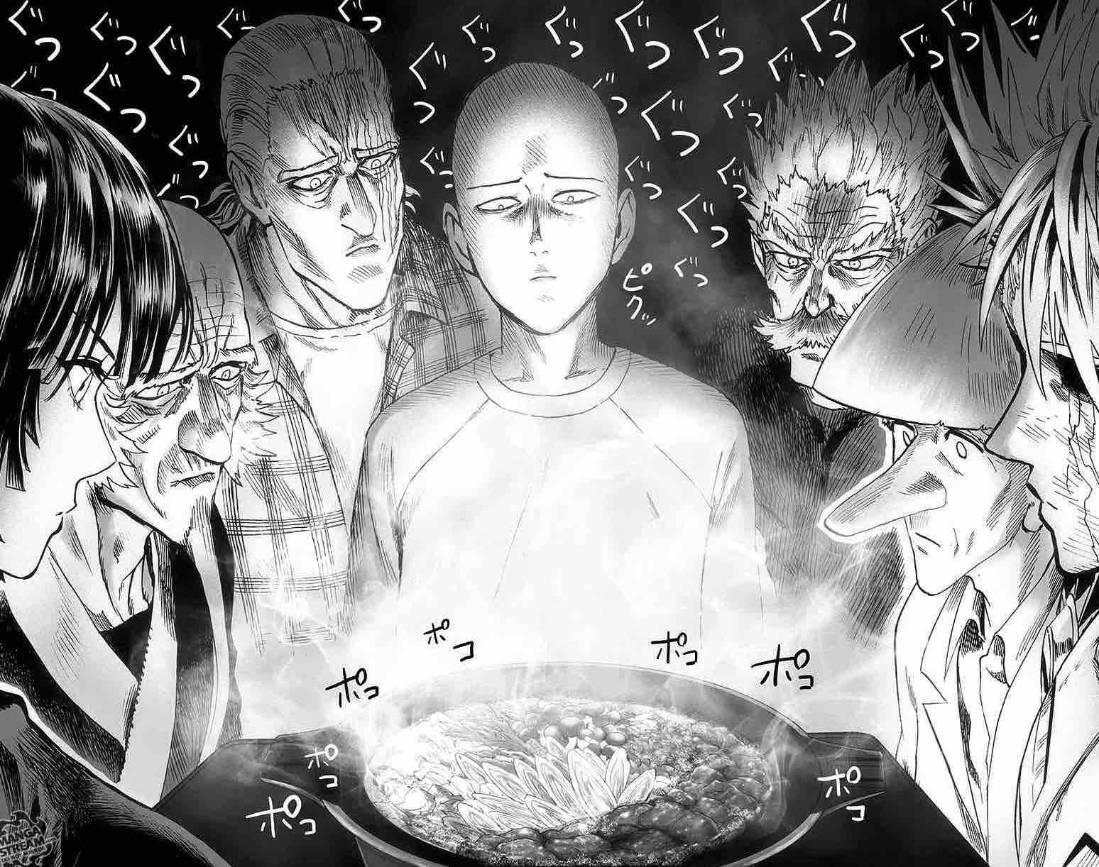 Onepunch Man Chapter 137 is now out #MyMangaListorg