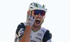 Mark Cavendish won four stages at this year's Tour de France to take his overall tally to 30.