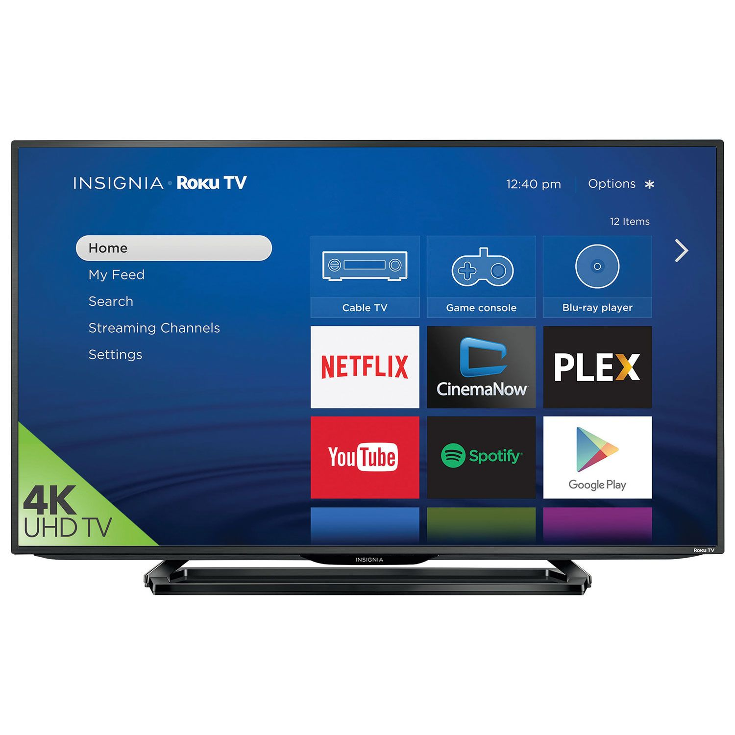 Insignia 50 4k uhd led roku smart tv ns 50dr710ca17 only at insignia 50 4k uhd led roku smart tv ns 50dr710ca17 only fandeluxe Image collections