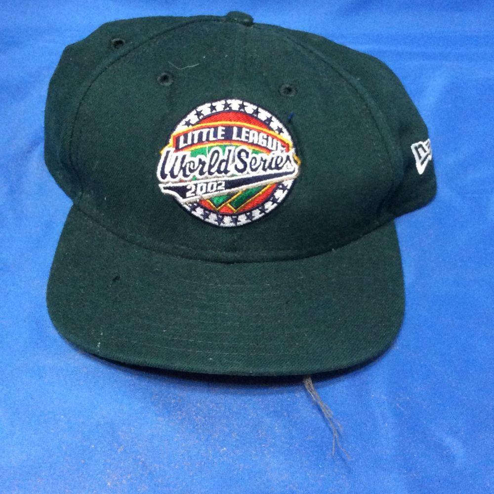 71b2c212e91 2002 Little League World Series Cap  fashion  clothing  shoes  accessories   mensaccessories  hats (ebay link)